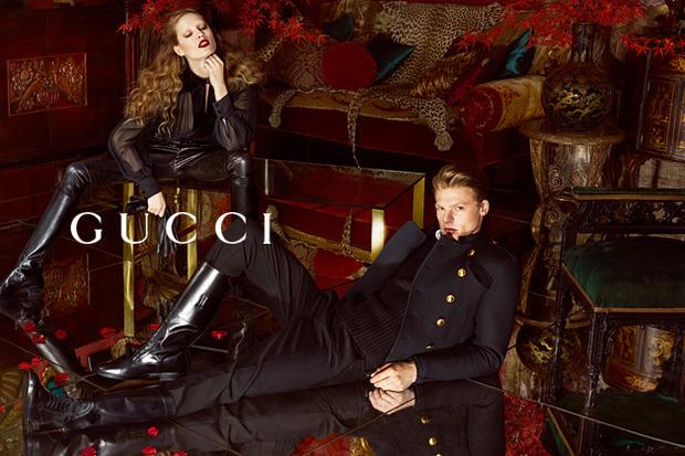 Вышли новые кампании Gucci, Eleven Paris, Forever 21, Moschino и Tomboy. Изображение № 31.