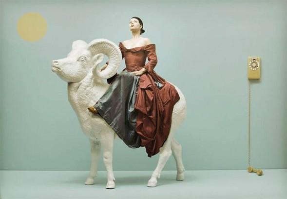 Mark Holthusen: коровы тоже люди. Изображение № 18.