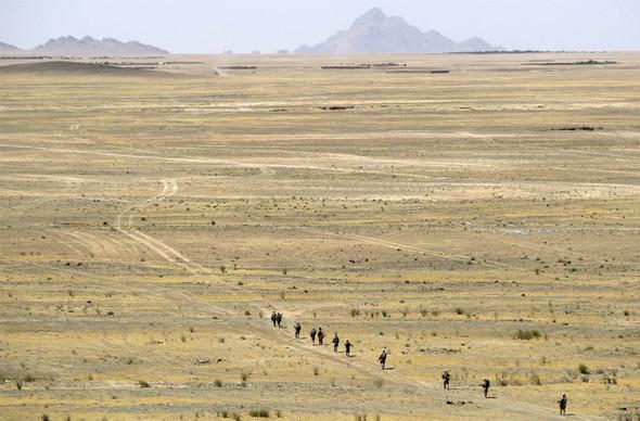 Афганистан. Военная фотография. Изображение № 195.