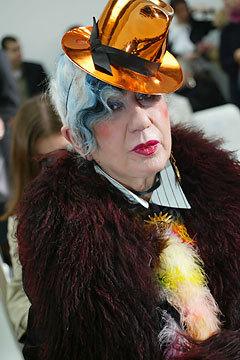 Анна Пьяджи. Модный гардероб. Изображение № 35.