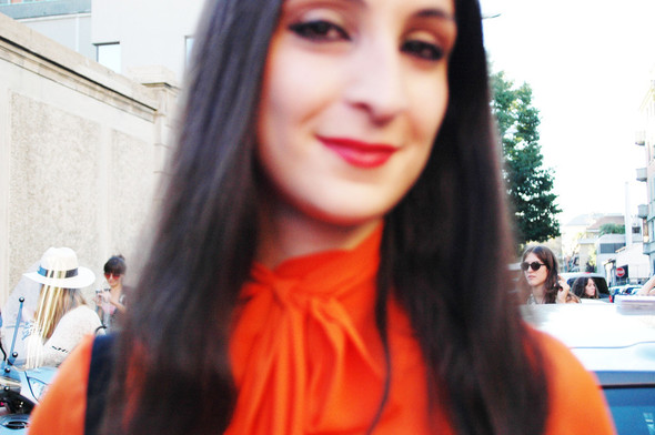 Milan Fashion Week! People!. Изображение № 11.
