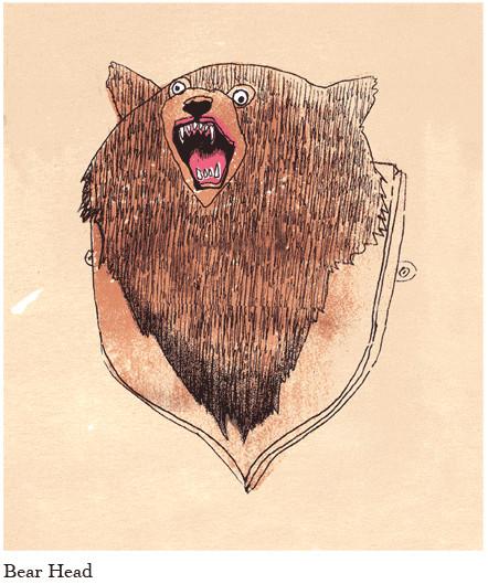 Sarah Knight иллюстратор изHonest Four. Изображение № 7.