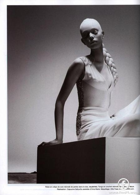 Tanya Dziahileva чистое сияние красоты. Изображение № 16.