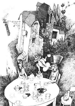 Алиса вСтране Чудес. Изображение № 27.