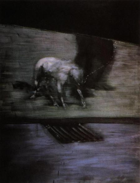 Мрачный мирФрэнсиса Бэйкона. Изображение № 14.