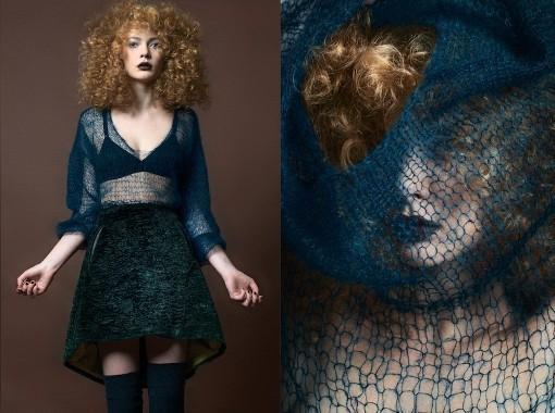 Лукбук капсульной коллекции марки Anna October для Atelier 1. Изображение № 6.