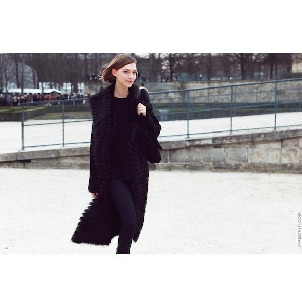 Изображение 107. На полях: 10 тенденций уличного стиля с прошедших недель моды.. Изображение № 107.