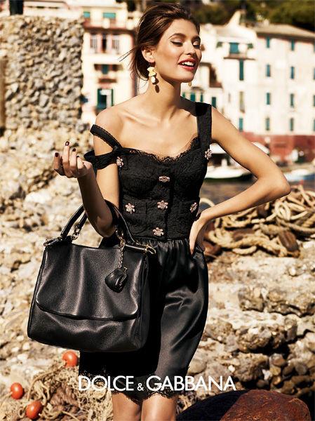 Кампания: Dolce & Gabbana SS 2012. Изображение № 12.