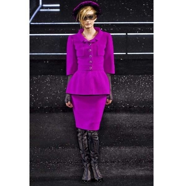 Изображение 3. Показ коллекции Chanel Haute Couture FW 2011.. Изображение № 3.