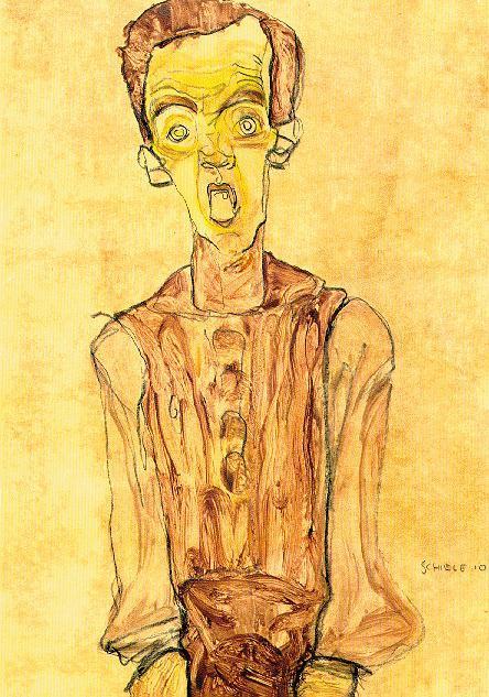 Эгон Шиле. Эротика вискусстве живописи ирисунка. Изображение № 7.