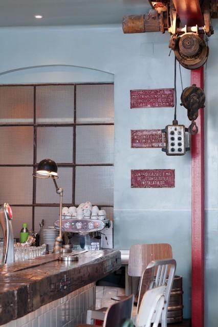 Под стойку: 15 лучших интерьеров баров в 2011 году. Изображение № 8.
