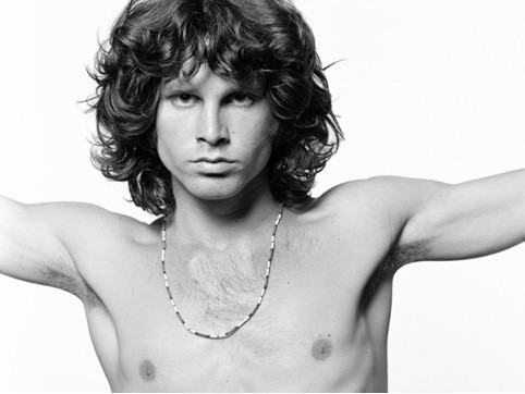 Джим Моррисон, лидер и вокалист группы «The Doors». Изображение № 38.