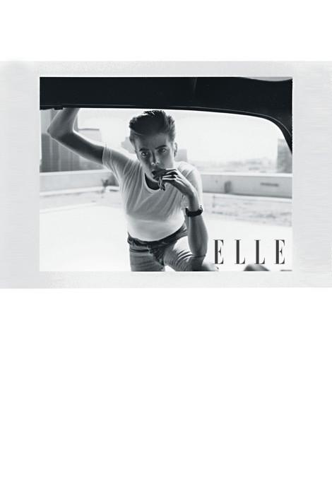 Изображение 5. Джеймс Франко снял Агнесс Дейн для Elle.. Изображение № 5.