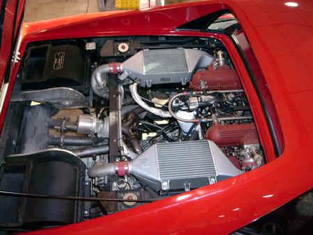 Ferrari 288 GTO. Изображение № 6.