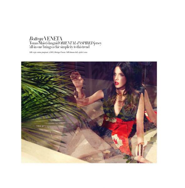 Изображение 14. Съемки: Harper's Bazaar, Metal, V и Vogue.. Изображение № 14.