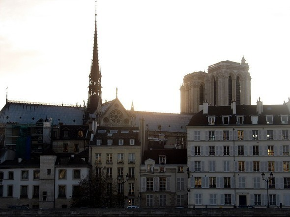 Изображение 36. Париж. Особый мир Гюго.. Изображение № 29.