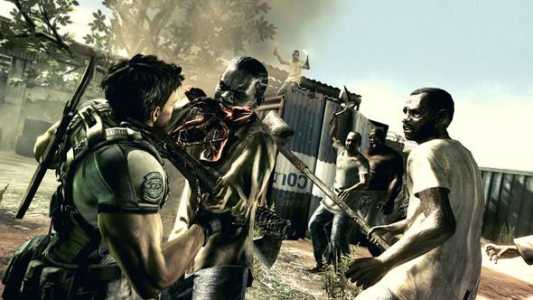 История Resident Evil. Изображение № 19.