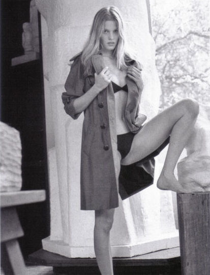Модель Lara Ston. Изображение № 9.