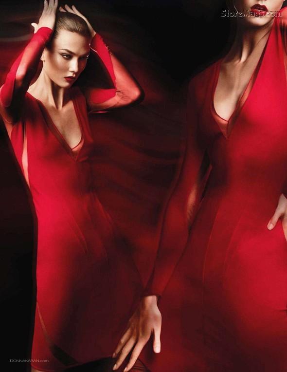 Превью кампаний: Fendi, Bottega Veneta и Donna Karan. Изображение № 6.