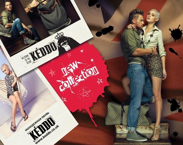 Новая коллекция обуви KEDDO весна-лето 2012. Изображение № 1.