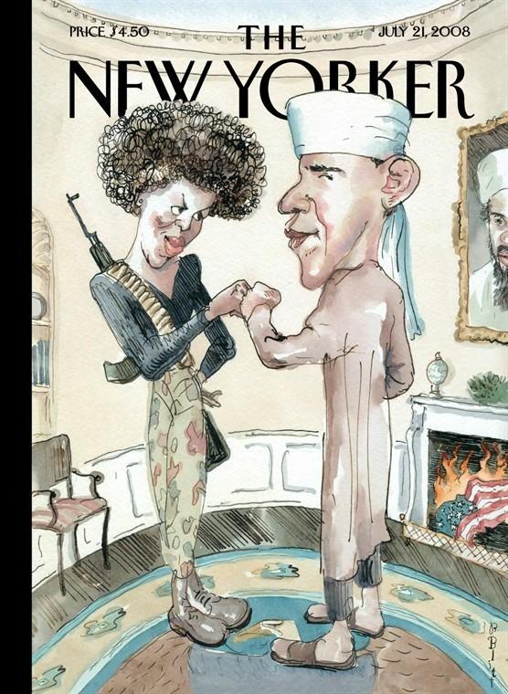 Обложки TheNew Yorker. Изображение № 84.