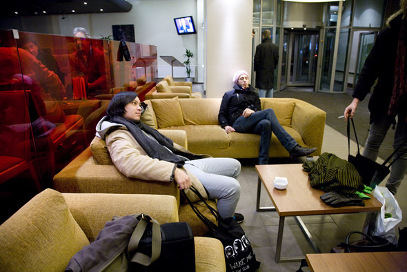 Один день в Москве: группа CasioKids. Изображение № 40.