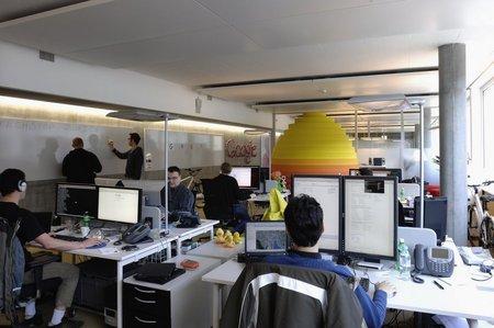 Офис Google вЦюрихе. Изображение № 6.