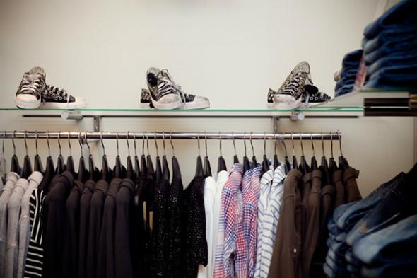 Джинсомания: обзор зоны Denim Fashion в ЦУМе. Изображение № 45.