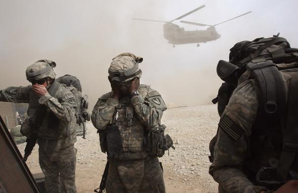 Афганистан. Военная фотография. Изображение № 284.