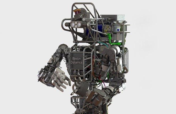 Наглядная эволюция: Как роботы обгоняют человека в развитии . Изображение № 76.