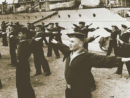 Евгений Халдей – знаменитый фоторепортер войны. Изображение № 10.