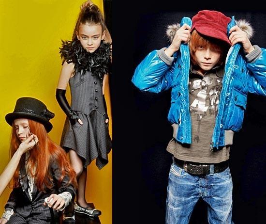 Новая детская одежда отDiesel. Изображение № 1.