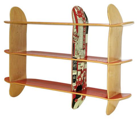 Скейт-переработка. Изображение № 12.