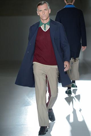 Неделя мужской моды в Милане: День 2. Изображение № 29.