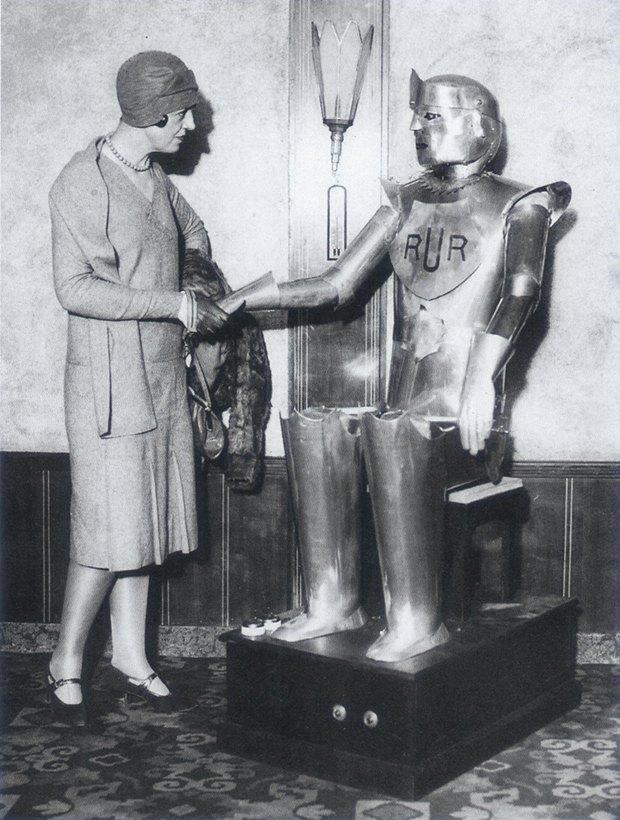 Власть роботам: Каким представляли восстание машин в 1920-х годах. Изображение №4.