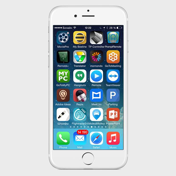Экран моего смартфона: Леонид Бугаев, креативный директор Nordic Agency AB. Изображение № 8.