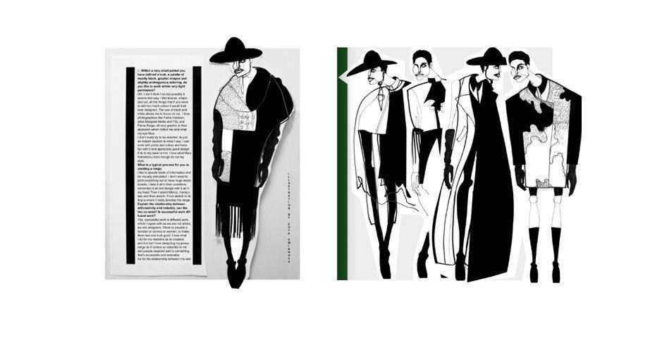 Иллюстрации коллекции Graeme Armour для статьи в SlashStroke Magazine. Изображение № 15.