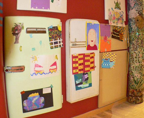 Изображение 43. 50 холодильников, которые можно назвать арт-объектами.. Изображение № 43.