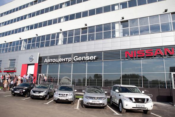 21-й день рождения ГК Genser и открытие самого большого автоцентра Nis. Изображение № 11.
