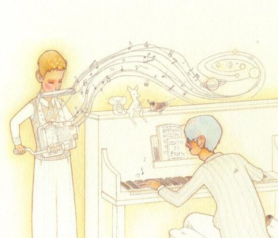 Детский иллюстратор Lilly Piri, любительница конвертов. Изображение № 5.