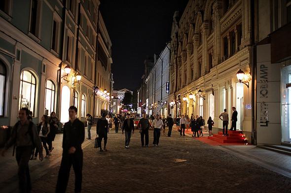 VOGUE повторит «Модную ночь» в2010-м. Изображение № 1.