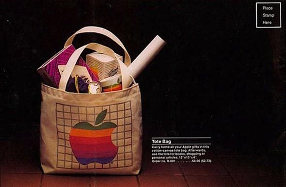 Apple — культовая техника с надкушенным яблоком. Изображение № 1.