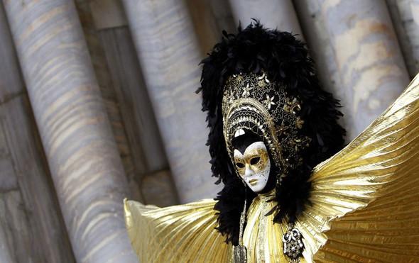 Венецианский карнавал масок. Изображение № 11.