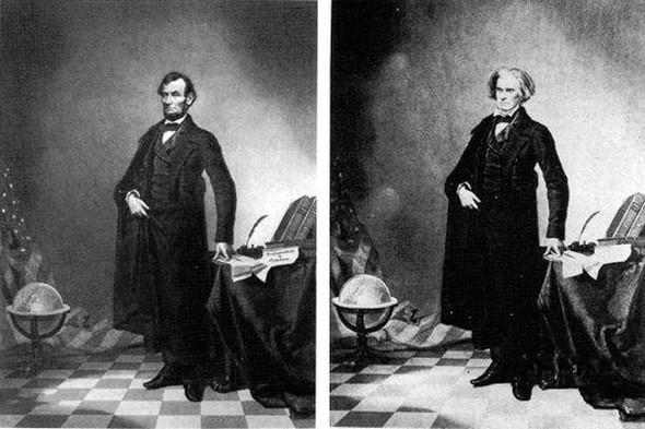 Самые известные вистории манипуляции сфотографиями. Изображение № 1.