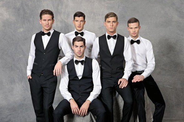 Dolce & Gabbana Mens FW 2010. Изображение № 3.