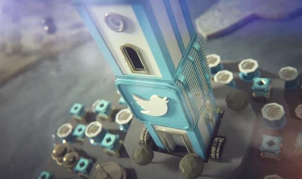 HootSuite скопировал заставку «Игры престолов». Изображение № 1.