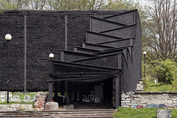 Театр из соломы: эксперимент эстонского архбюро Salto. Изображение № 4.