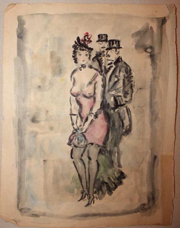 Универсальный художник - В.И. Соболевский. Изображение № 3.