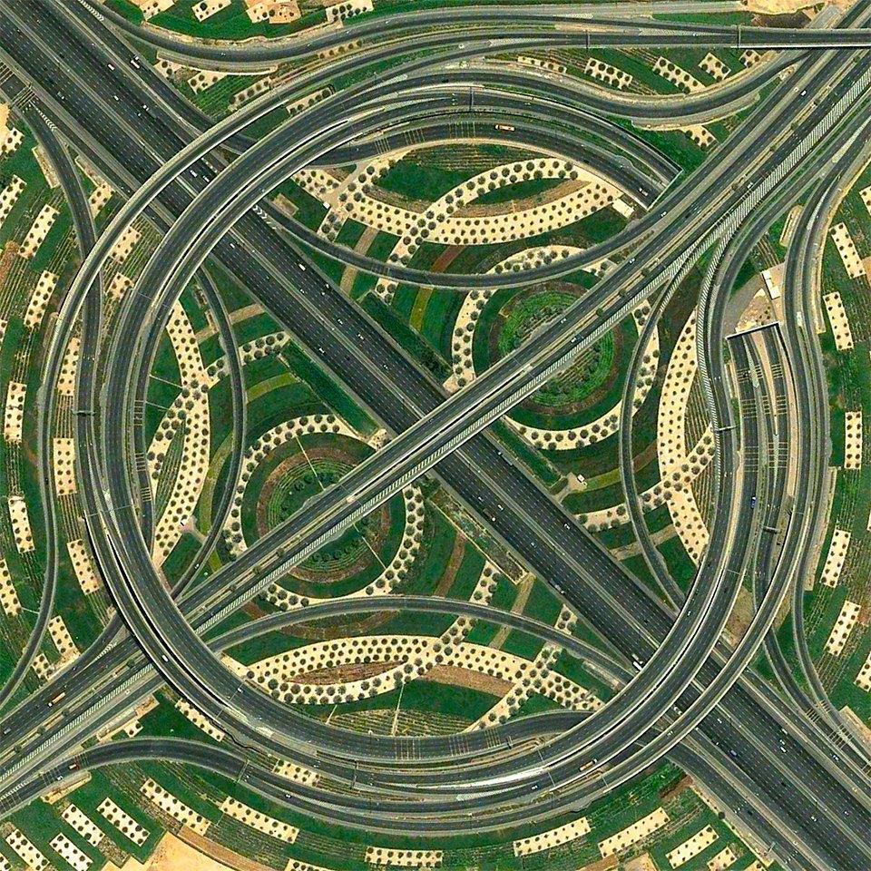 Снимки из космоса, напоминающие о хрупкости природы. Изображение № 5.