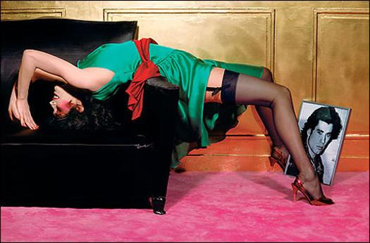 Модная фотография 70х годов. Изображение № 27.